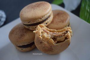 Frech Coffee Macarons